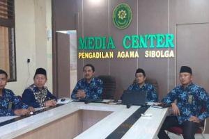 Sesuai dengan undangan Direktorat Jenderal Badan Peradilan Agama