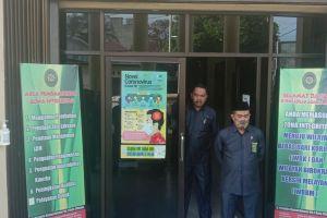 Amanat apel pagi dipimpin oleh Ketua Pengadilan Agama Sibolga