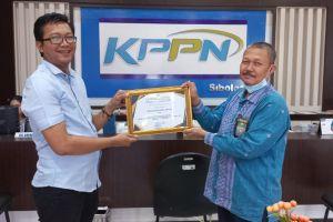 Tak bosan- bosanya Pengadilan Agama Sibolga menerima Penghargaan