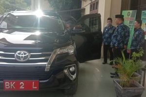 Menyambut Kujungan Wakil KPTA Medan ke PA.Sibolga.